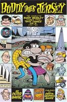 "Buddy Does Jersey: The Complete Buddy Bradley Stories from ""Hate"" Comics, Vol. II (1994-1998)"